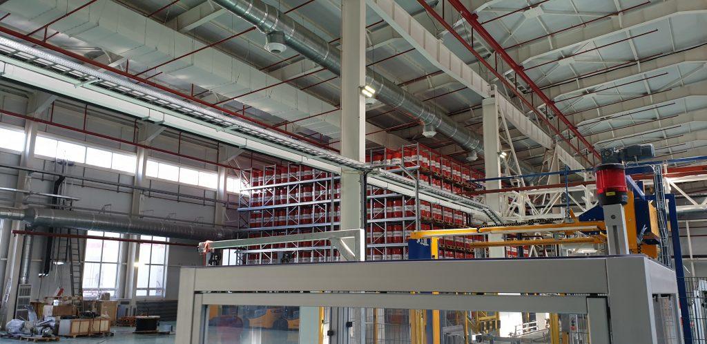 завод Лукойл в Казахстане